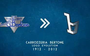Bertone logo evolution