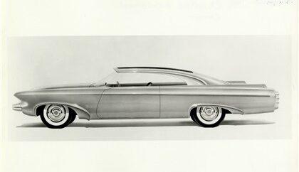 1956-Ghia-Chrysler-Norseman-Concept-Design-Sketch
