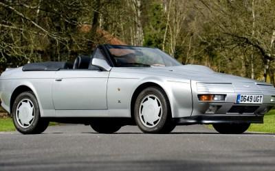 Aston Martin – Vantage Volante