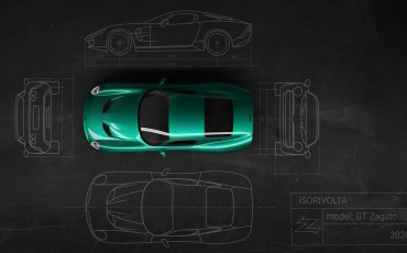 Zagato will launch the new Iso Rivolta GTZ in October