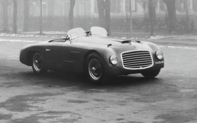 Ferrari – 166 S Barchetta Allemano