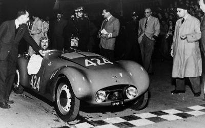 Fiat – 500 Barchetta Allemano