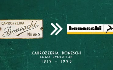 Boneschi logo evolution