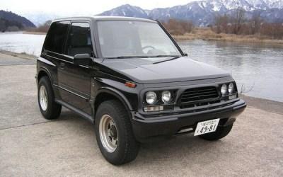 Suzuki – Vitara Z