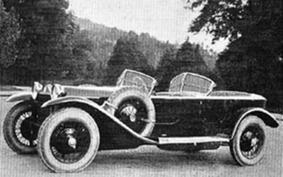 Lancia – Lambda Torpedo Sport