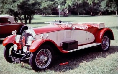 Bentley – 3 Litre Double Phaeton Viotti