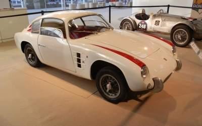 Bandini – 750 GT Zagato