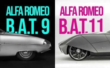 Alfa Romeo B.A.T.9 VS Alfa Romeo B.A.T.11
