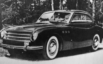 Tatra – Berlinetta Vendrame