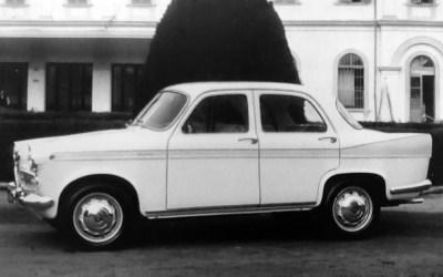 Alfa Romeo – Giulietta Ti Scioneri