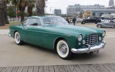 Chrysler – ST Special Ghia