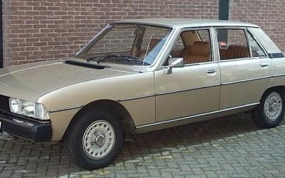 Peugeot – 604
