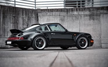 A true bespoke one-off: the ARES Design for Porsche 964 Turbo