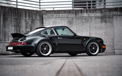 Porsche – 964 Turbo Ares Design