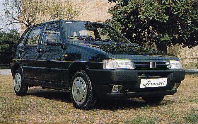 Fiat – Uno Scioneri