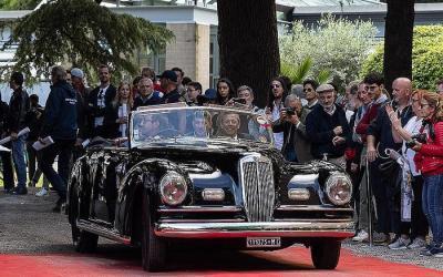 Lancia – Astura Cabriolet Serie IV
