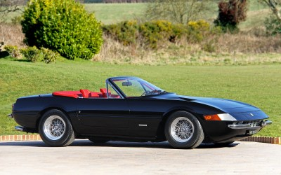 Ferrari – 365 GTS/4 Daytona Spider