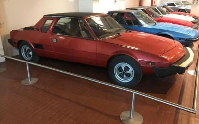 Fiat – X1/9 Passo Lungo