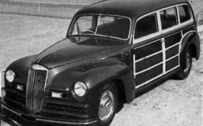 Lancia – Aurelia B51 Giardiniera