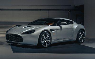 Aston Martin – V12 Coupé Heritage TWINS