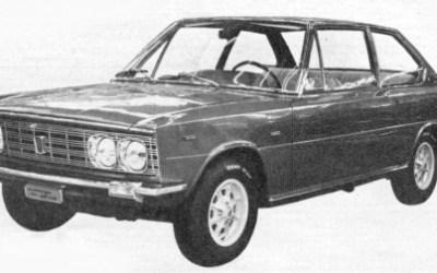 Fiat – 125 Special Coupé