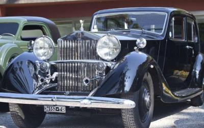 Rolls Royce – Phantom II Pininfarina