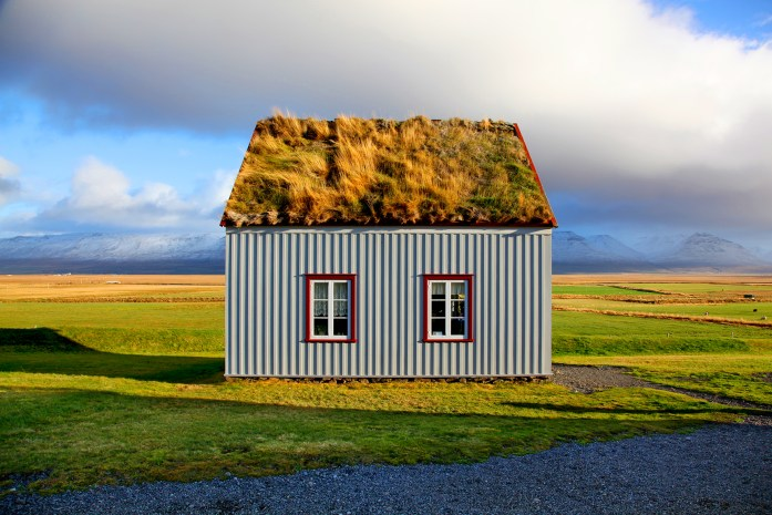 Glaumbær Turf Houses in Iceland - Photo by Carry-On Traveler