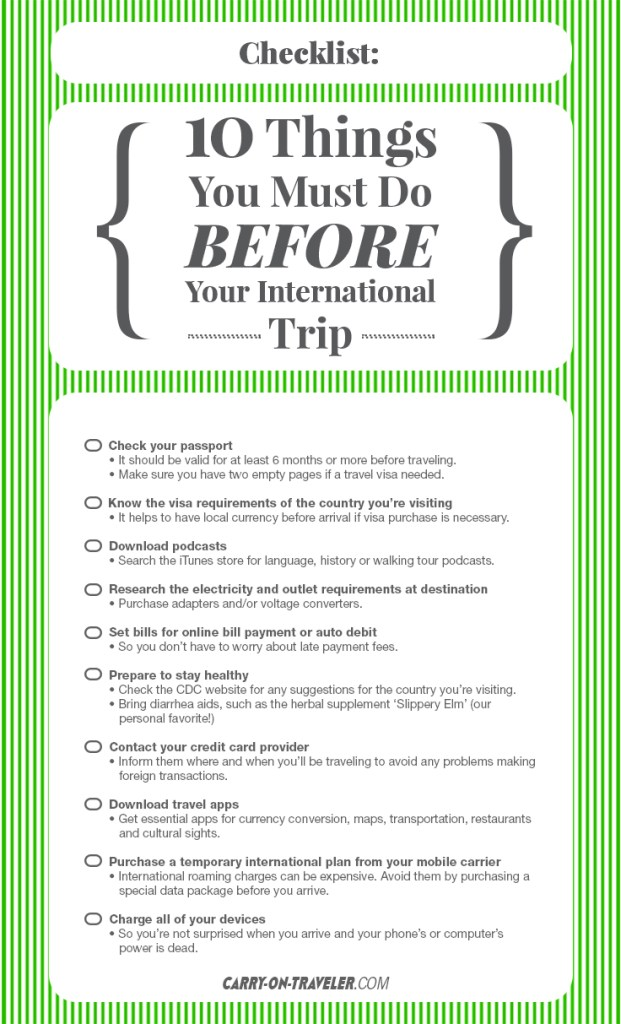 CHECKLIST-Ten_Things_You_Must_Do_Before_Trip_P