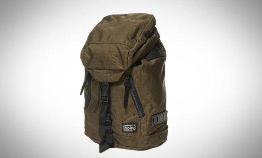 hoboCELSPUN® Nylon Sherpa Backpack by ARAITENT