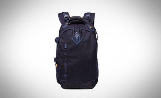 visvimSuede-Trimmed Cordura Nylon Backpack