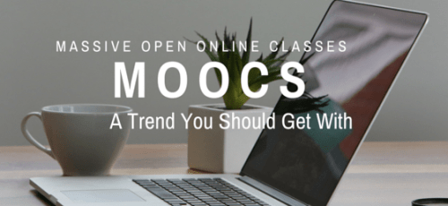 Laptop MOOCS massive open online classes