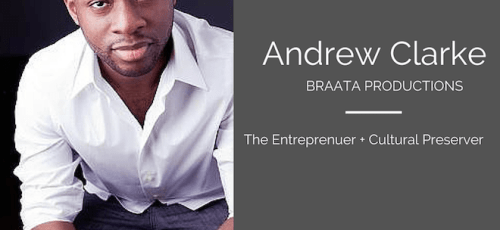 andrew clarke of braata productions