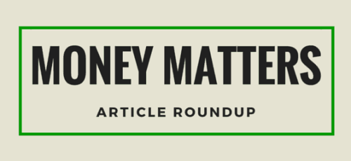 money matters article roundup