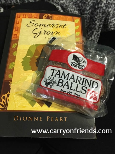 somerset grove and tamarind balls carry on friends