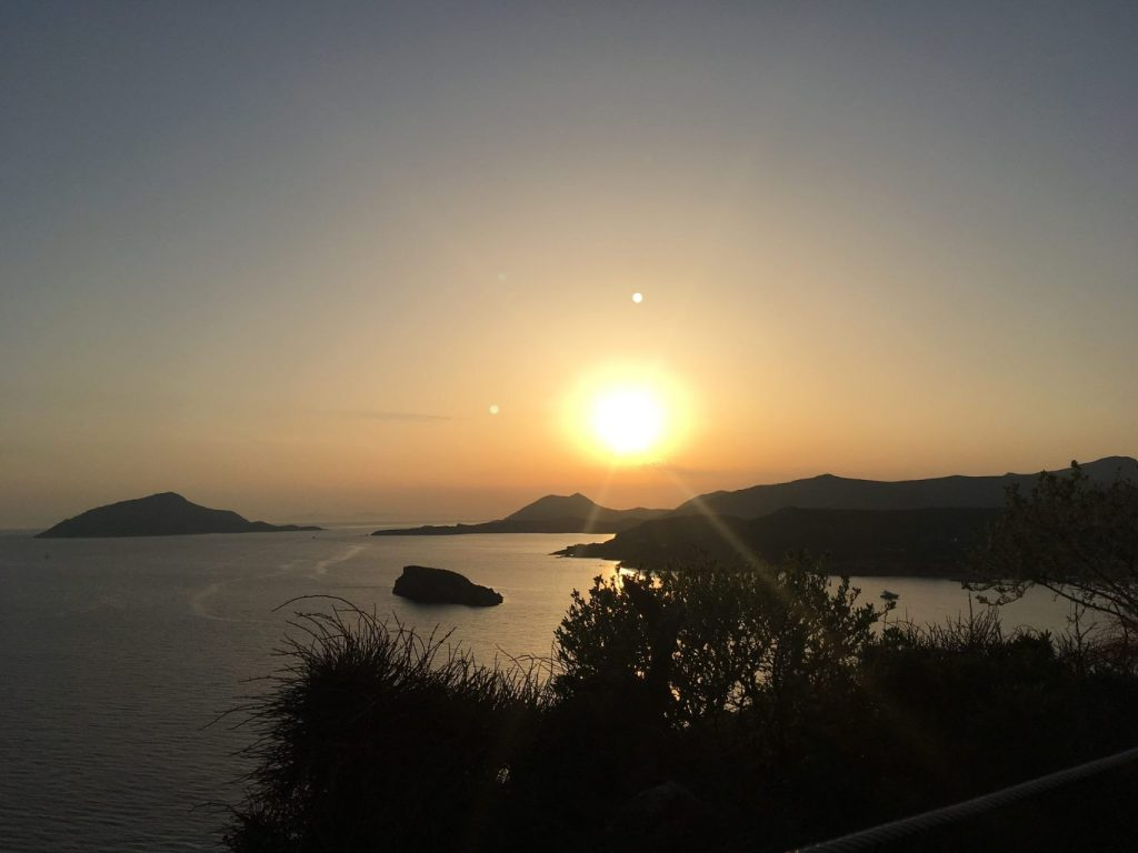 world nomads insurance claim - when your phone dies at cape sounion in greece  at sunset