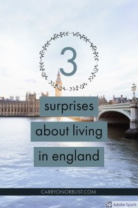 thames view with 3 surprises living in england text overlay