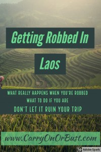 getting robbed overseas what happens and how to deal
