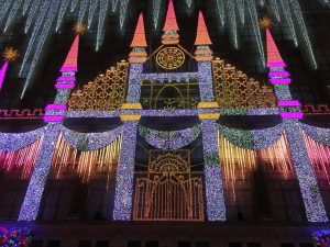 Christmas Lights in New York City, Christmas Trips in North America