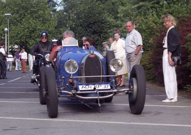 Bugatti - Rallye 1990