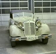 Horch 830 BL Cabrio 1935 - SN 25-92 - No 13 - LUEG - 1