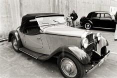 Mercedes Benz 170 b Cabriolet 1933 - No 54 - DU-0450 - LUEG - 2