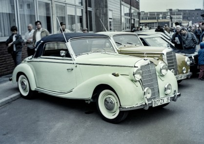 Mercedes Benz Cabriolet - BO-ZX 35 - Lueg - 2