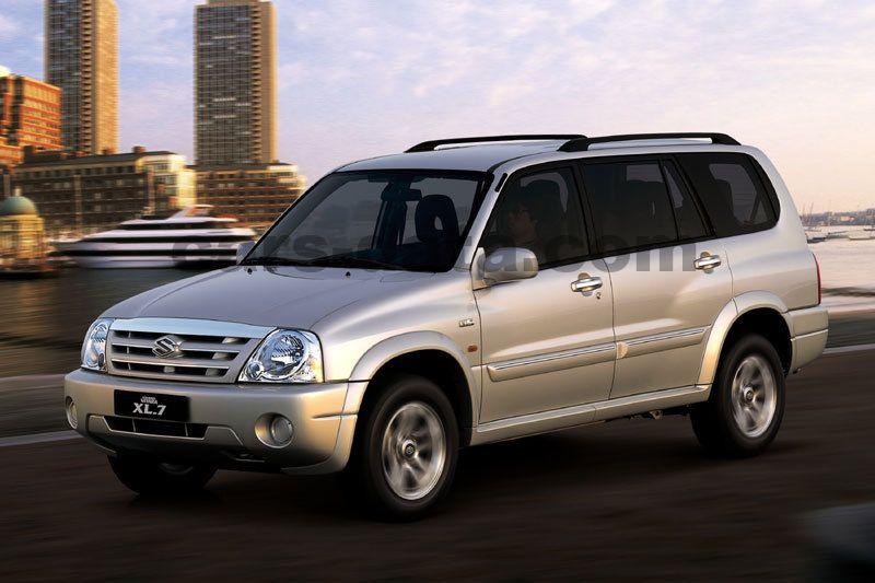 Suzuki Grand Vitara Xl 7 Pictures 5 Of 7