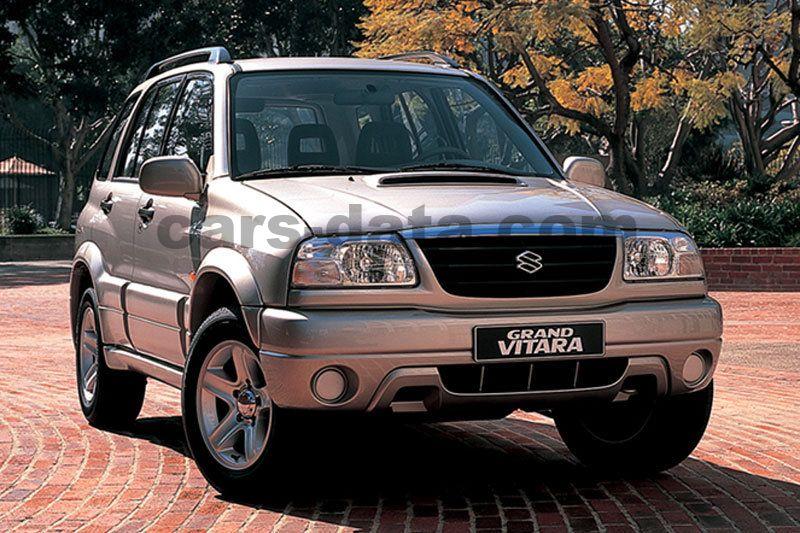 Suzuki Grand Vitara Pictures