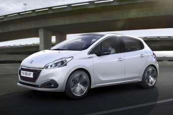 2015 Peugeot 208 Specs 5 Doors Cars Data Com