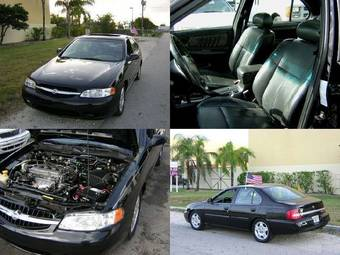 Used 2000 Nissan Altima Pics 25 Gasoline FF Automatic For Sale