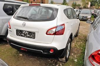 2012 Nissan Qashqai For Sale, 2000cc., Gasoline, CVT For Sale