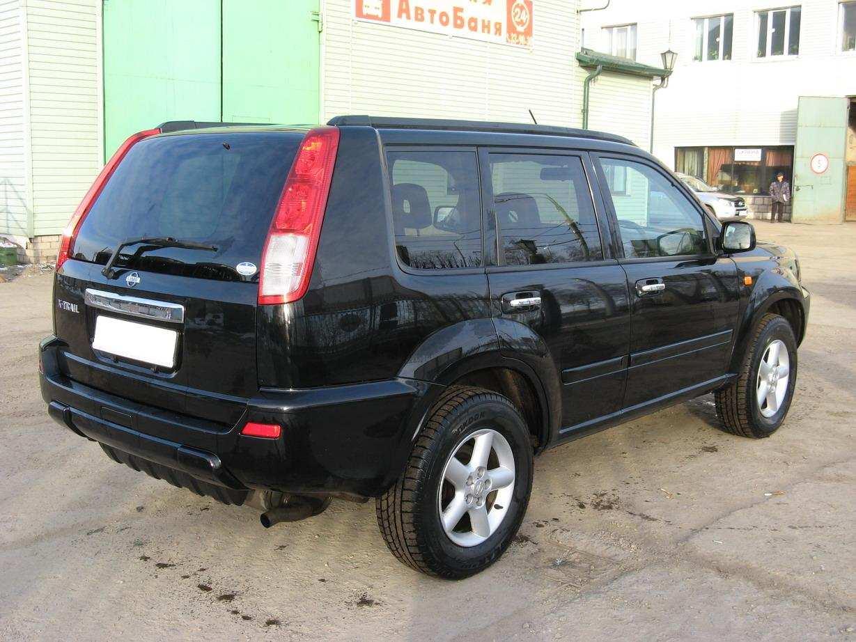 2000 Nissan X-trail Pictures, 2000cc., Gasoline, Automatic For Sale