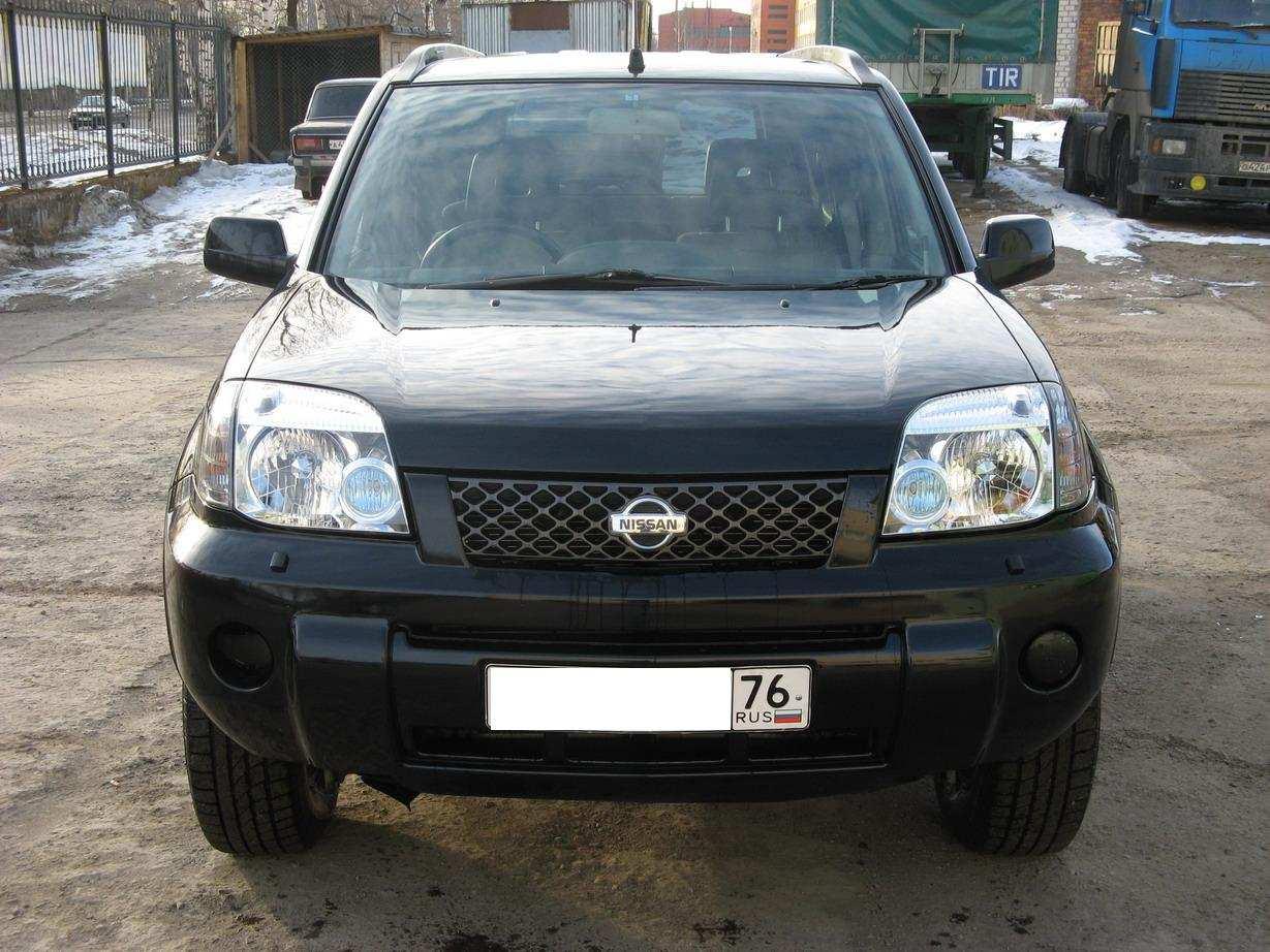 2000 Nissan X-trail Images, 2000cc., Gasoline, Automatic For Sale