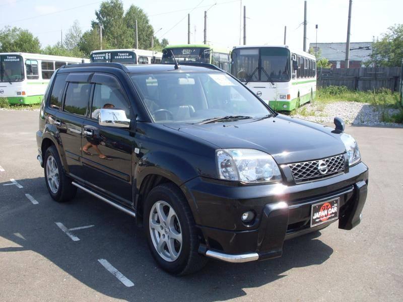 2003 Nissan X-trail Pictures, 2000cc., Gasoline, Automatic For Sale